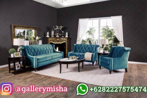 Set Kursi Tamu Sofa Minimalis Kekinian
