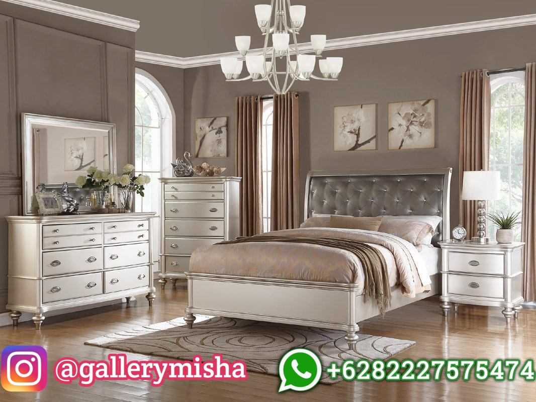 Set Tempat Tidur Minimalis Mewah