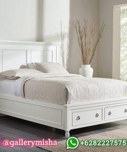 Tempat Tidur Anak Berlaci Minimalis